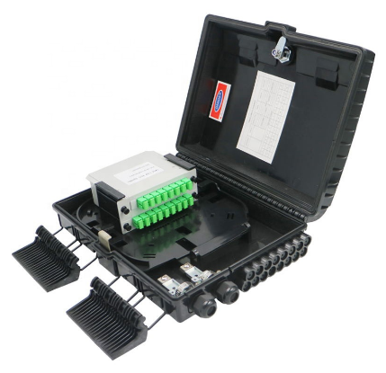 FTTH Terminal Box Fiber Optic Distribution Box